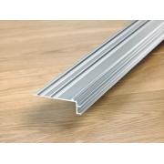Вспомогательный алюминиевый профиль Quick Step Incizo для лестниц NEINCPBASE11