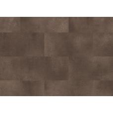 Виниловый замковой пол Quick Step Alpha Vinyl Tiles AVST40233 Коричневый камень