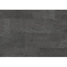 Виниловый клеевой пол Quick Step Ambient Glue+ AMGP40035 Сланец черный